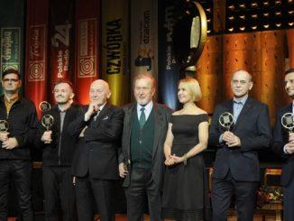Uhonorowani Złotymi Mikrofonami 2016 podczas Gali