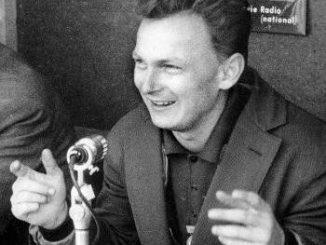 Bogdan Tuszyński pracował w Polskim Radiu prawie 39 lat