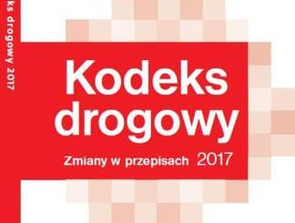 Kodeks Drogowy 2017 w DGW