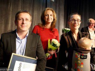Dariusz Kortko, Ewa Niewiadomska i Iwona Sobczyk