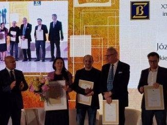 Józef Wycisk z I nagrodą w XXI Konkursie Dziennikarskim Związku Banków Polskich im. Mariana Krzaka