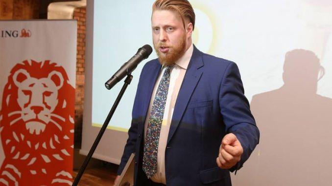 Marcin Zasada II miejsce w konkursie Silesia Press