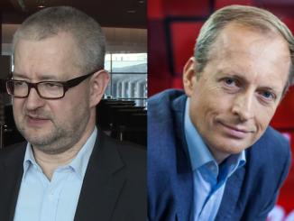 Rafał Ziemkiewicz i Konrad Piasecki