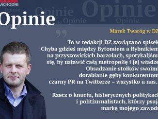 Marek Twaróg Opinie
