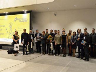 """Laureaci VIII edycji konkursu fotograficzno-filmowego """"Obiektywnie śląskie"""" 2017"""