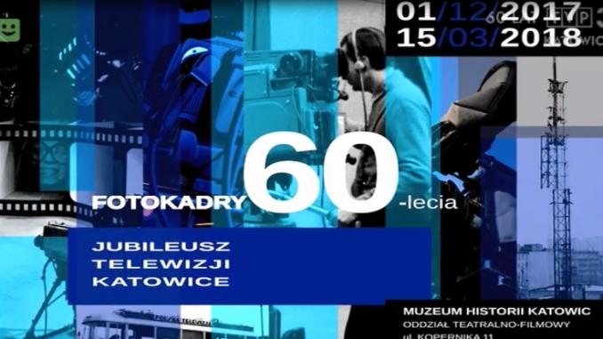 Fotokadry 60-lecia Jubileusz Telewizji Katowice