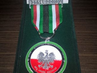 Honorowa odznaka KWK Budryk