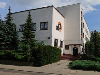 Siedziba Radia Łódź