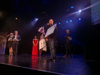 W kategorii debiut publicystyczny nagrodzony został Antoni Rokicki