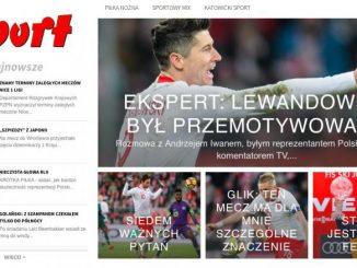 Sport nowa strona pod nowym adresem