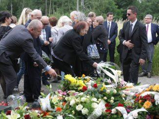 Zmarłą Koleżankę żegnali licznie przybyli dziennikarze śląskich mediów