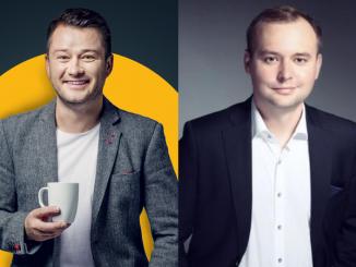 Jarosław Kuźniar i Michał Wojak