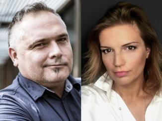 Bartosz Raj i Marlena Jezierska