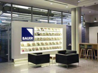 Bauer siedziba