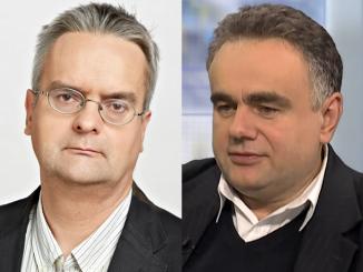 Wojciech Czuchnowski i Tomasz Sakiewicz