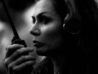 """Ewa Bukowska w filmie """"53 wojny"""""""