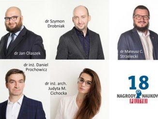 Laureaci Stypendiów Nagród Naukowych Polityki