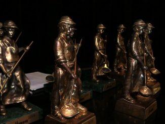 Hanysy 2018 statuetki