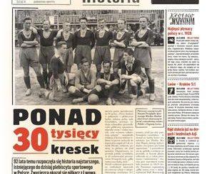 Przegląd Sportowy Historia okładka