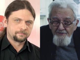 Krzysztof Feusette i ks. Adam Boniecki