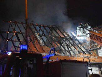 Pożar w Czerwionce