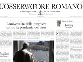 """""""L'Osservatore Romano"""""""