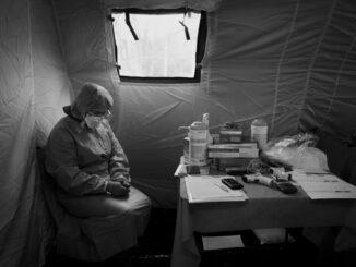 """Jacek Szydłowski (""""Dziennik Wschodni"""") wygrał Ogólnopolski Konkurs Fotografii Prasowej Grand Press Photo 2020"""