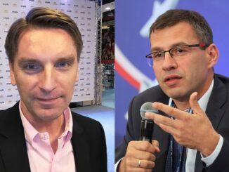 Tomasz Lis i Jacek Karnowski