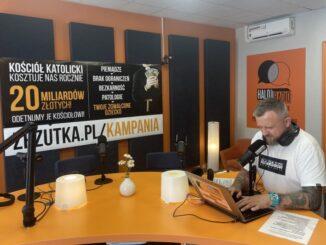 Kuba Wątły - twórca Halo.radia