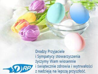 Życzenia Wielkanocne ZG SD RP 2021