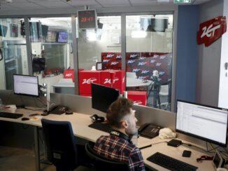 Radio ZET studio